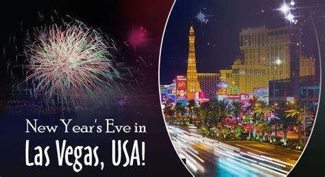 how to celebrate new year in usa tips for celebrating new year in las vegas usa earn