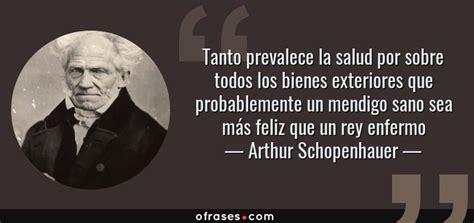schopenhauer y los aos frases y citas c 233 lebres de arthur schopenhauer