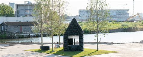 cabin architecture 3d printed cabin by dus architects