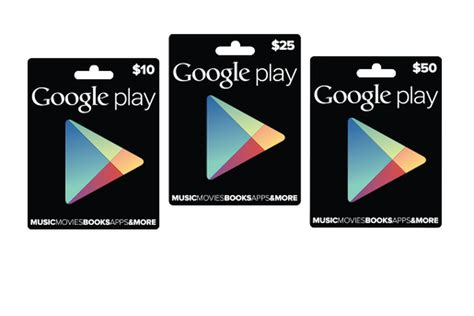 Google Play Store Gift Card Online - google announces play store gift cards sold through target gamestop and radioshack