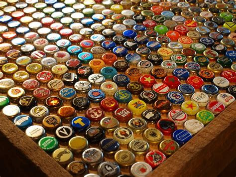 bar bottle tops i so want to do this time to start collecting bottle caps