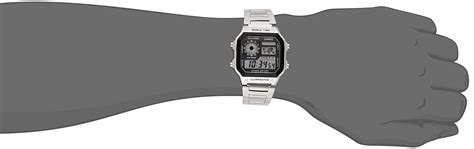 Casio Ae1200whd 1 casio s ae1200whd 1a stainless steel digital
