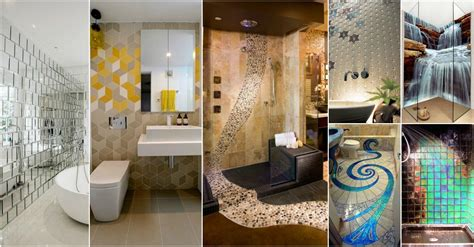 Coole Badezimmer Fliesen by Wonderful Cool Bathroom Tiles That Will Grab Your Attention