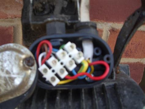 wiring  replacing  pir sec light