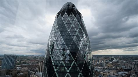 Un des célèbres gratte ciels de Londres est à vendre
