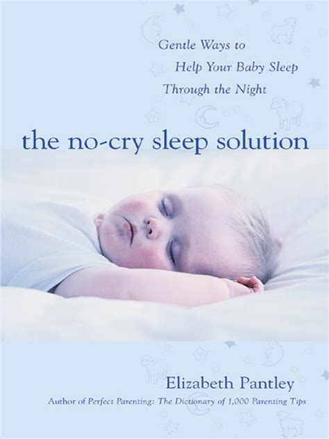 the no cry sleep solution the no cry sleep solution 2002 the least useful review ever written popcorn for breakfast