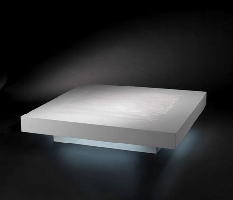 illuminated coffee tables luxury illuminated square coffee table
