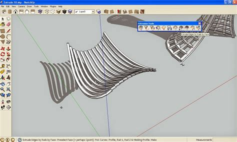pattern sketch plugin extrude tools sketchup plugins sketchup plugins