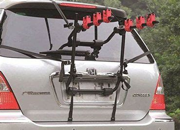best rear mounted bike rack recommendations for cars
