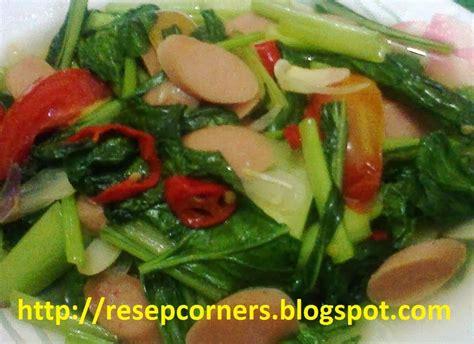 Gula Pasir 250 Gram tumis sawi hijau sederhana bahan bahan 250 gram sawi hijau segar 2 buah sosis potong serong 3