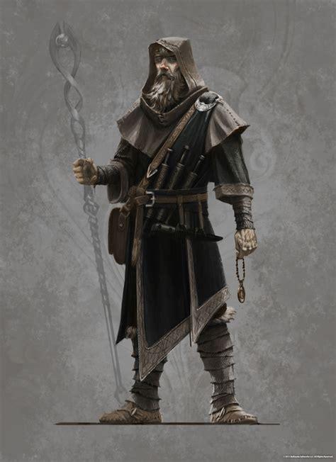 siege maje the elder scrolls v skyrim concept by lederer