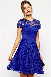 royal blue dress withchic royal blue lace overlay skater dress withchic