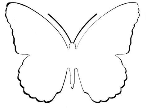 molde gratis de mariposa para imprimir tarjeta de agradecimiento con forma de mariposa