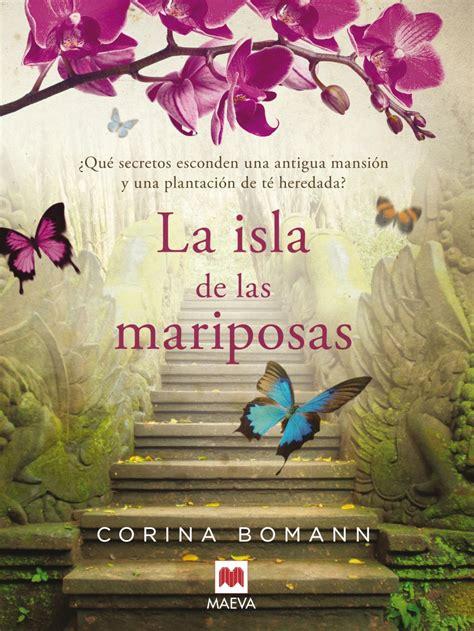 libro muerte en las islas la isla de las mariposas de corina bomann arealibros