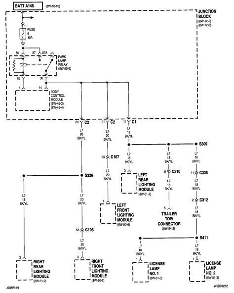 2004 jeep grand wire diagram grand free printable