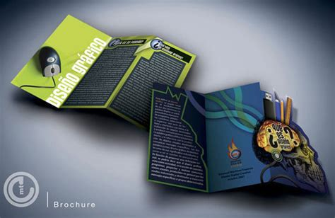 How To Make A Handmade Brochure - 30 beautiful modern brochure designs free designer mag