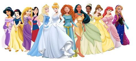 Princess S by Northern Star Disney Heroines And Female Ideals