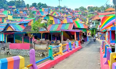 home technology has never been so colorful etc home automation experts blogetc home indonesia s rainbow becomes instagrammers favorite spot after facelift see pictures