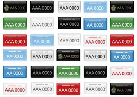 placas de carro en ingles organiza 231 227 o das placas de identifica 231 227 o de ve 237 culos