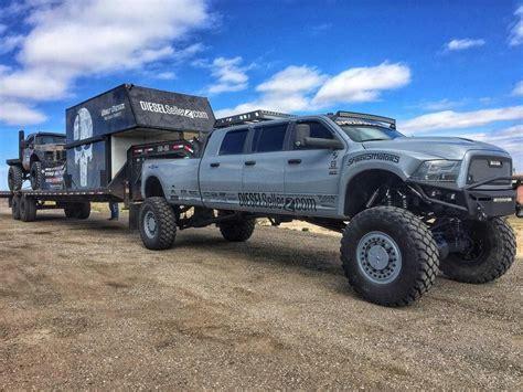 mega truck diesel brothers dodge ram cummins diesel mega ram runner trucks
