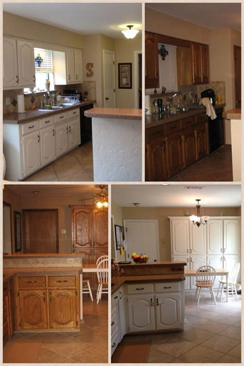 painting wood kitchen cabinets white 16 best images about dark cabinets light trim on