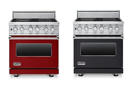 Electric Range Cooktop 5 Favorites Freestanding Electric Ranges Remodelista