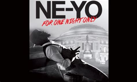 Ne Yo The Highly Anticipated Album In Stores Today by Ne Yo Vip Tickets