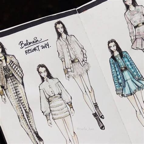 sketchbook nedir 17 best images about fashionary sketches on