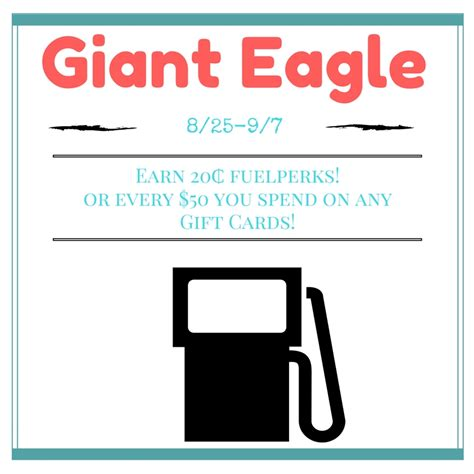 Giant Eagle Gift Card Rewards - giant eagle get rewards for buying gift cards geendosummrgift plus giveaway