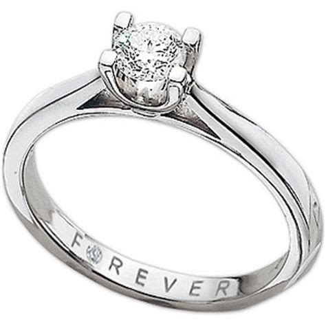 the forever platinum 0 38 carat ring h