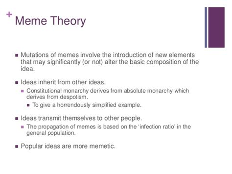 Meme Theory - compissues02 meme theory