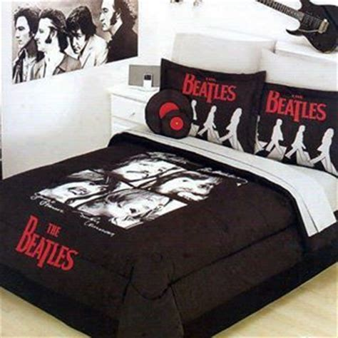 beatles bedding the beatles fan decor bedroom style for jeff pinterest