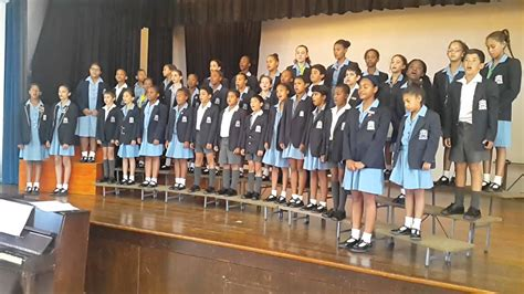 groote schuur primary groote schuur primary senior choir2 youtube