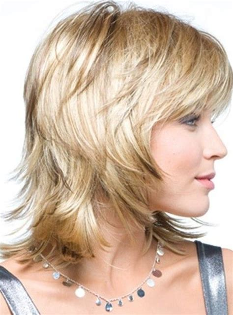Hairstyles Layered Medium Length For 40 | medium layered haircut for women over 40 hairstyles weekly