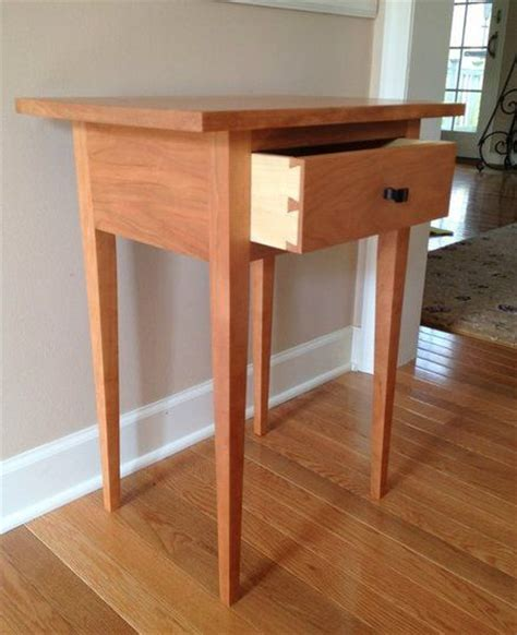 check out our free woodworking plans page for this shaker