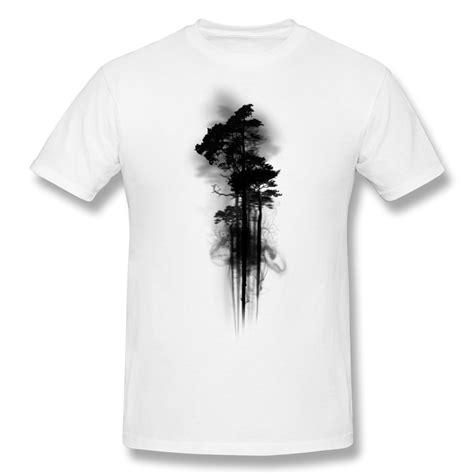 Unique T Shirt unique design gildan t shirt mens enchanted forest print
