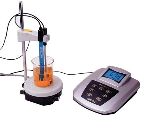 bench top ph meter chemical engineering iit bombay