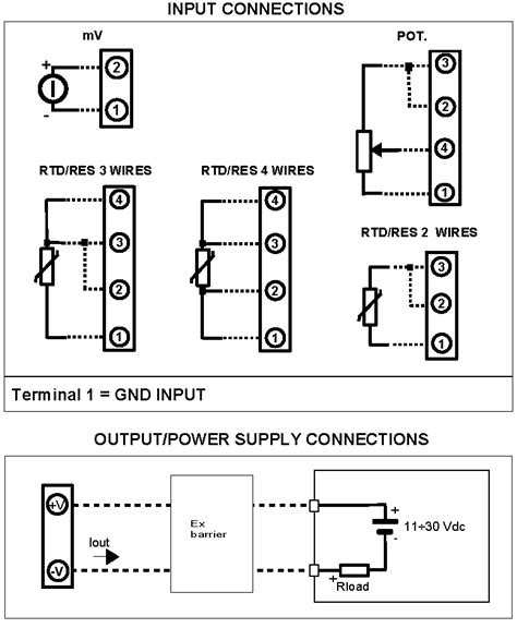 Intrinsically Safe Rtd Temperature Transmitter Dat1010is