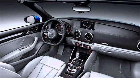 Audi A4 2015 Interior 2015 Audi A4 Cabriolet