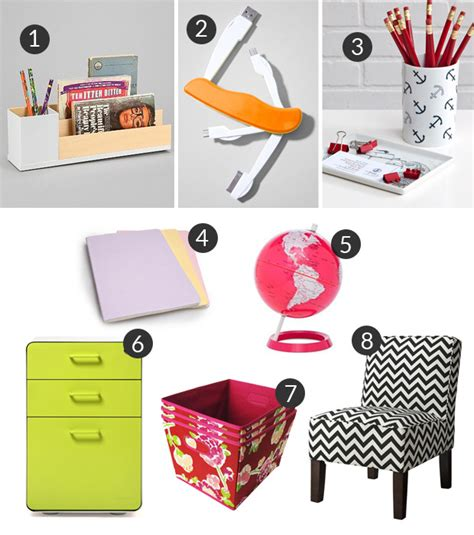 pretty desk accessories for 15 desk accessories to brighten up your workspace