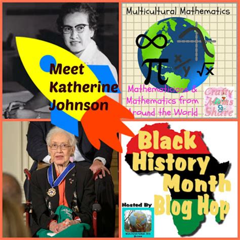 katherine johnson uk crafty moms share katherine johnson multicultural math
