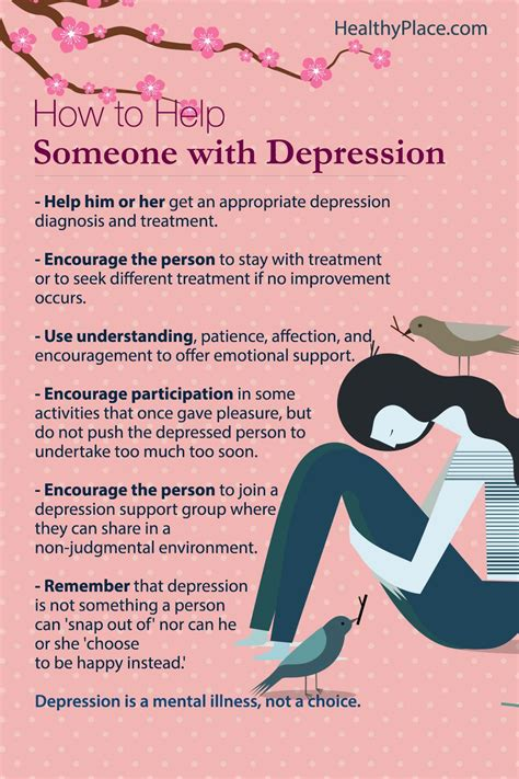 quot learn how to help and support someone with depression