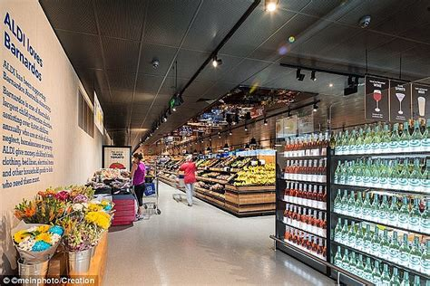 Modern German Kitchen Designs aldi planning to extend their modern store design to more