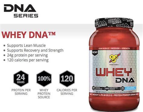 Suplemen Whey Protein Bsn Whey Dna Suplemen Whey Murah