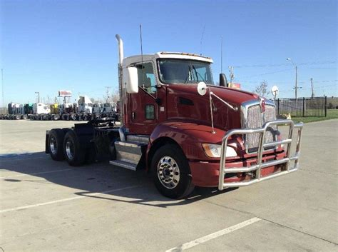 kenworth t660 trucks for sale 2012 kenworth t660 day cab truck for sale 589 564 miles