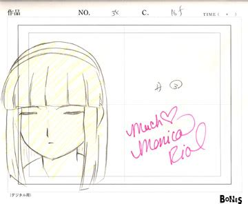 sketchbook lyra a3 linake s anime tion animation related autographs