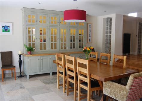 Handmade Furniture Ireland - trim kitchen centre