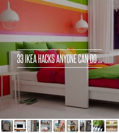 diy home hacks genius hacks for home storage kovinkova 33 ikea hacks