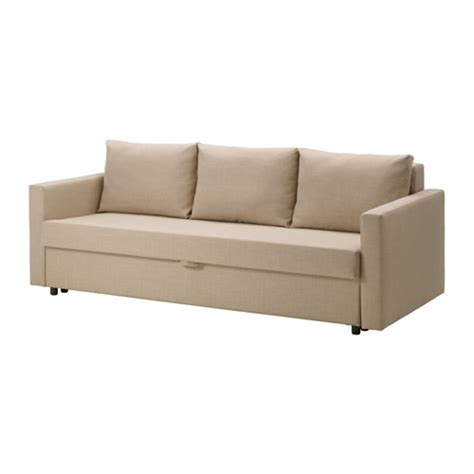 Ikea Bed And Sofa Friheten Sofa Bed Skiftebo Beige Ikea