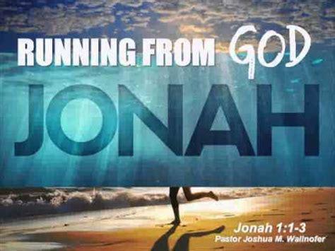 the running series 1 jonah message series klondike church of pensacola